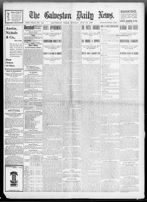 Primary view of object titled 'The Galveston Daily News. (Galveston, Tex.), Vol. 56, No. 124, Ed. 1 Monday, July 26, 1897'.