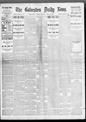 Primary view of object titled 'The Galveston Daily News. (Galveston, Tex.), Vol. 56, No. 61, Ed. 1 Monday, May 24, 1897'.