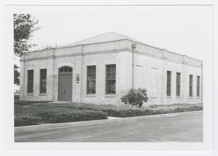 Primary View Of Object Titled Old Hidalgo County Courthouse Photograph 2