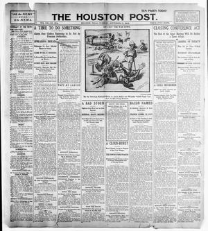 Primary view of object titled 'The Houston Post. (Houston, Tex.), Vol. 21, No. 174, Ed. 1 Tuesday, September 5, 1905'.