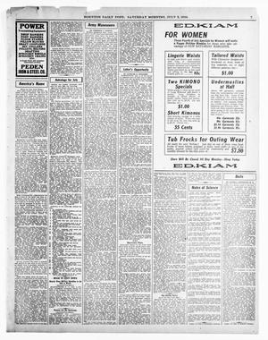 The Houston Post  (Houston, Tex ), Vol  26TH YEAR, Ed  1 Saturday