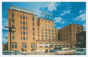 [Postcard of Crazy Hotel]