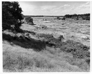 Primary view of object titled '[Landscape with field]'.