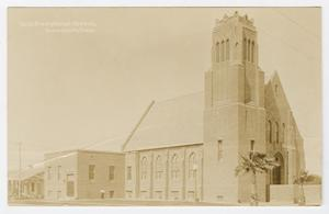 Primary view of object titled '[First Presbyterian Church of Brownsville Photograph #8]'.