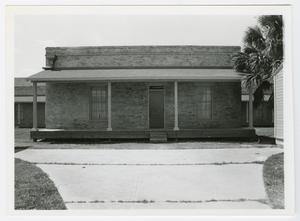 Primary view of object titled '[Fort Brown Calvary Barracks Photograph #9]'.