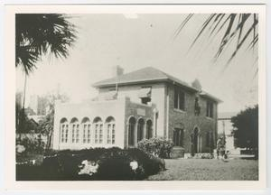 Primary view of object titled '[Barreda House Photograph #19]'.