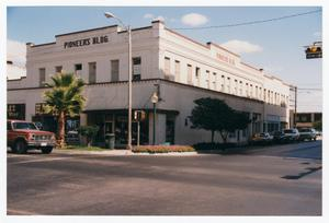 Primary view of object titled '[Santos Lozano Building Photograph #1]'.