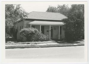 Primary view of object titled '[Tijerina House Photograph #8]'.
