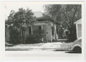 Primary view of object titled '[Tijerina House Photograph #4]'.