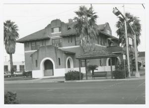 Primary view of object titled '[Water District Building Photograph #16]'.