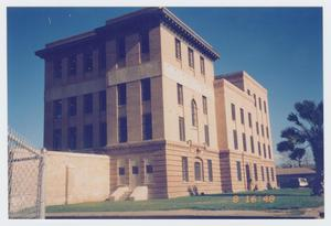 Primary view of object titled '[Cameron County Jail Photograph #9]'.