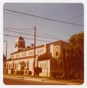 Primary view of object titled '[St. Benedict's Church Photograph #6]'.