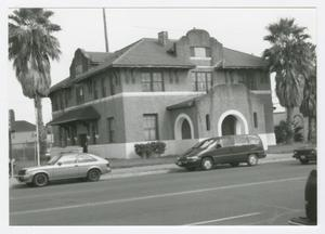 Primary view of object titled '[Water District Building Photograph #13]'.