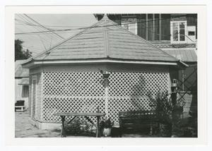 Primary view of object titled '[Webb-Martinez House Photograph #6]'.
