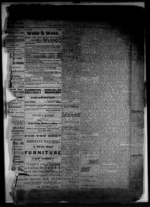 Primary view of object titled 'The Albany News. (Albany, Tex.), Vol. 1, No. [51], Ed. 1 Friday, February 13, 1885'.