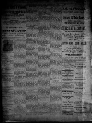 Primary view of object titled 'The Albany News. (Albany, Tex.), Vol. [3], No. [18], Ed. 1 Thursday, June 24, 1886'.