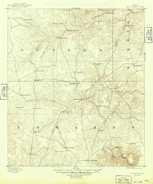 Primary view of object titled 'Rock Springs Sheet'.