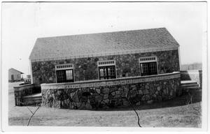 Primary view of object titled 'Cowboy Bunkhouse in Stamford, Texas'.