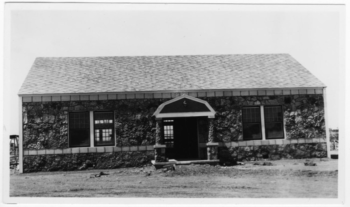 Cowboy Bunkhouse in Stamford, Texas - The Portal to Texas History on