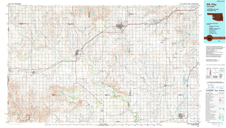 Elk City - The Portal to Texas History