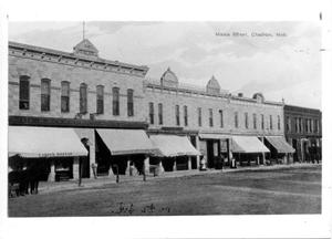 Chadron, Nebraska in 1905