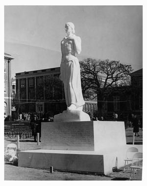Primary view of object titled 'Pioneer Woman Statue'.