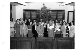 1952 Christmas Party