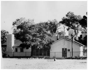 Primary view of object titled 'Adobe House With a Bell'.