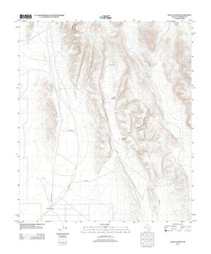 Primary view of object titled 'Goat Canyon Quadrangle'.