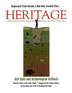 Primary view of object titled 'Heritage, 2007, Volume 4'.