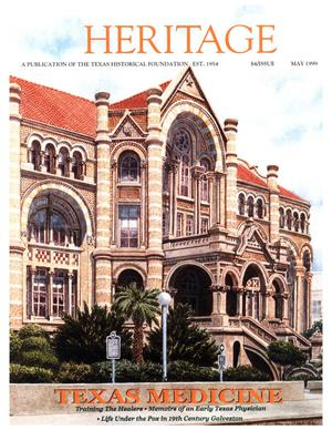 Heritage, Volume 17, Number 2, May 1999