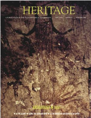 Heritage, Volume 15, Number 1, Winter 1997