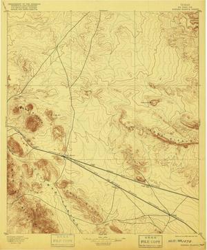 Primary view of Sierra Blanca Sheet