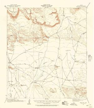 Topographic Map Usgs.Usgs Topographic Map Collection The Portal To Texas History