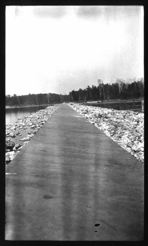 Primary view of object titled 'Caddo River - Mooringsport, La.'.