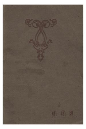 Primary view of object titled 'Catalog of Abilene Christian College, 1906-1907'.