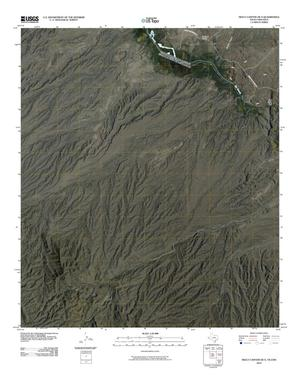 Primary view of object titled 'Neely Canyon OE S Quadrangle'.