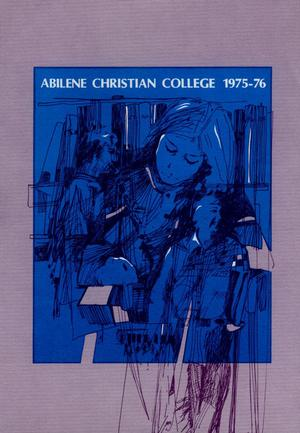 Primary view of object titled 'Catalog of Abilene Christian College, 1975-1976'.