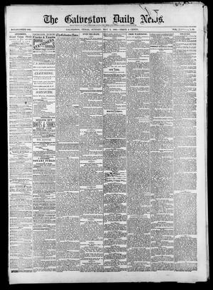 Primary view of object titled 'The Galveston Daily News. (Galveston, Tex.), Vol. 39, No. 35, Ed. 1 Sunday, May 2, 1880'.