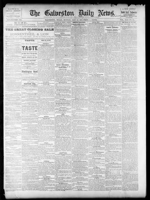 Primary view of The Galveston Daily News. (Galveston, Tex.), Vol. 42, No. 60, Ed. 1 Monday, May 21, 1883