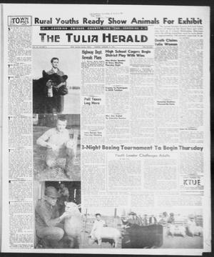The Tulia Herald (Tulia, Tex), Vol. 48, No. 3, Ed. 1, Thursday, January 17, 1957