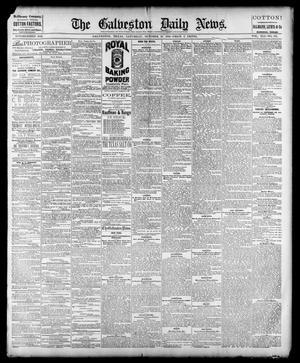 The Galveston Daily News  (Galveston, Tex ), Vol  41, No