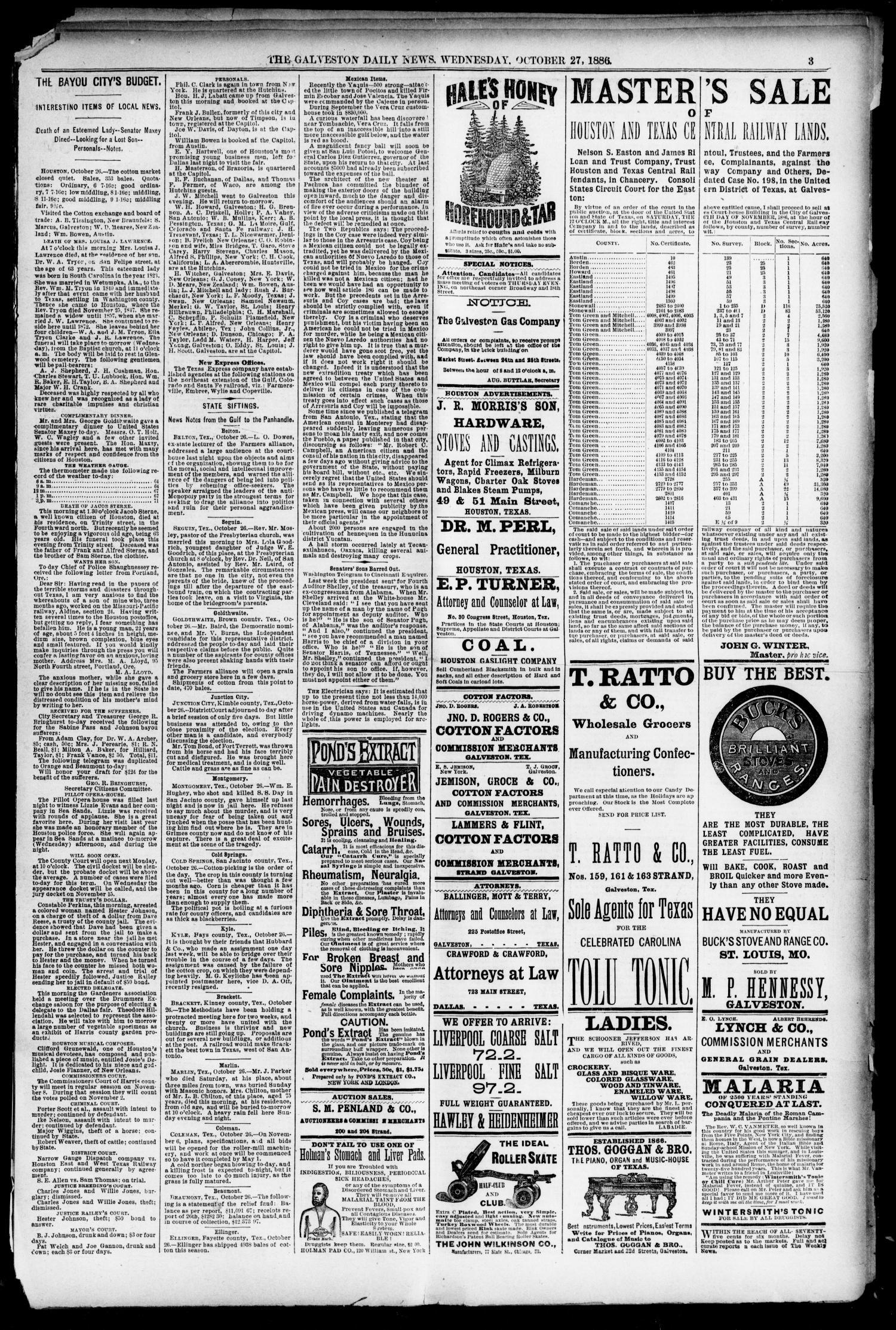The galveston daily news galveston tex vol 45 no 184 ed the galveston daily news galveston tex vol 45 aiddatafo Choice Image