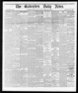 Primary view of The Galveston Daily News. (Galveston, Tex.), Vol. 35, No. 108, Ed. 1 Friday, May 14, 1875