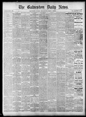 Primary view of object titled 'The Galveston Daily News. (Galveston, Tex.), Vol. 38, No. 48, Ed. 1 Sunday, May 18, 1879'.