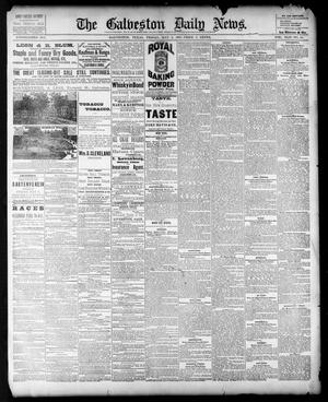Primary view of object titled 'The Galveston Daily News. (Galveston, Tex.), Vol. 42, No. 43, Ed. 1 Friday, May 4, 1883'.