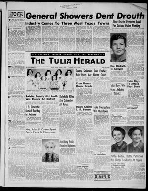 The Tulia Herald (Tulia, Tex), Vol. 48, No. 19, Ed. 1, Thursday, May 12, 1955