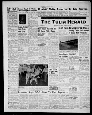 Primary view of object titled 'The Tulia Herald (Tulia, Tex), Vol. 48, No. 18, Ed. 1, Thursday, May 5, 1955'.