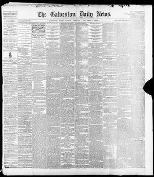 Primary view of object titled 'The Galveston Daily News. (Galveston, Tex.), Vol. 38, No. 271, Ed. 1 Sunday, February 1, 1880'.