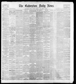 Primary view of object titled 'The Galveston Daily News. (Galveston, Tex.), Vol. 38, No. 307, Ed. 1 Sunday, March 14, 1880'.